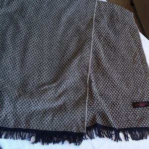 Barbarossa made in italy wool scarf